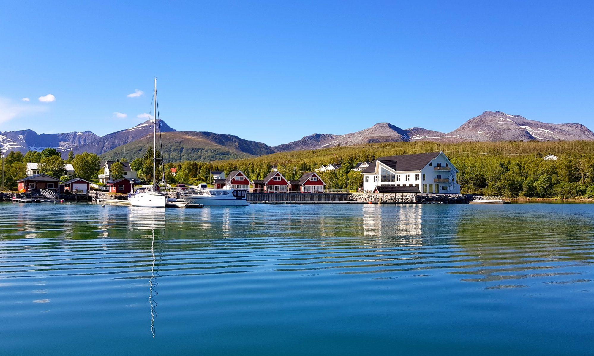 Frovåg havfiske-Senja Fjordhotell